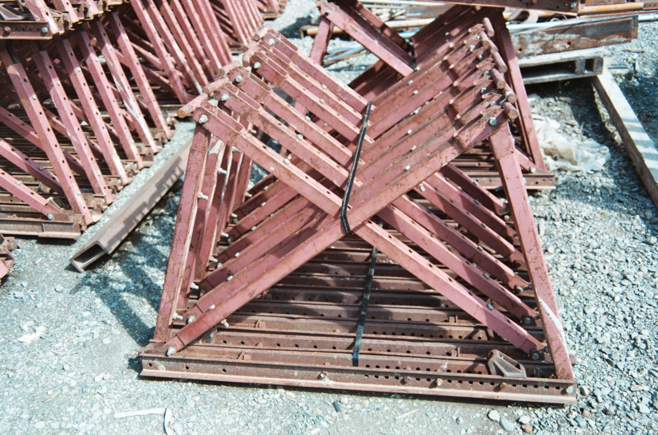 Bridge Overhang Brackets Construction Enterprises Inc